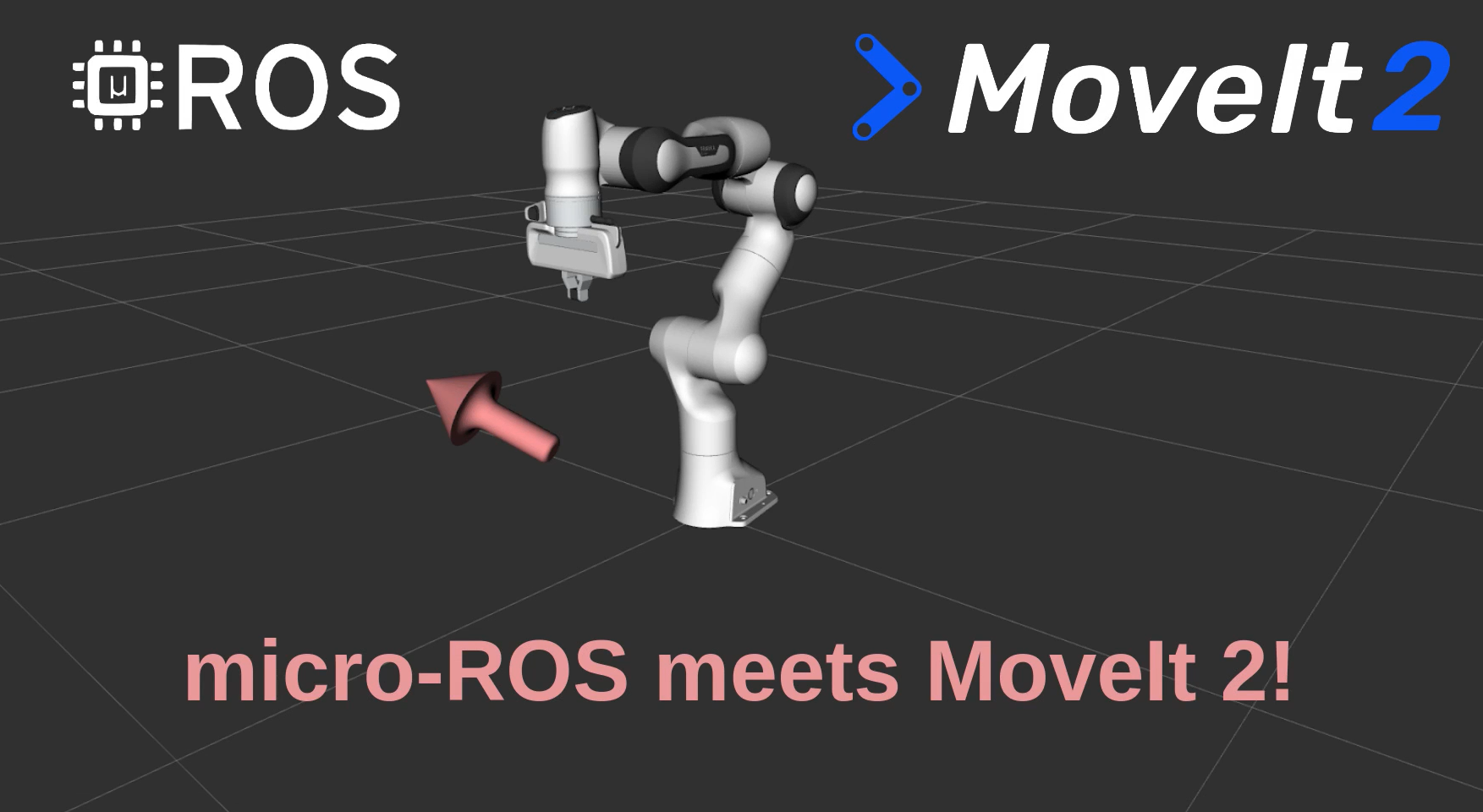 micro-ROS and MoveIt